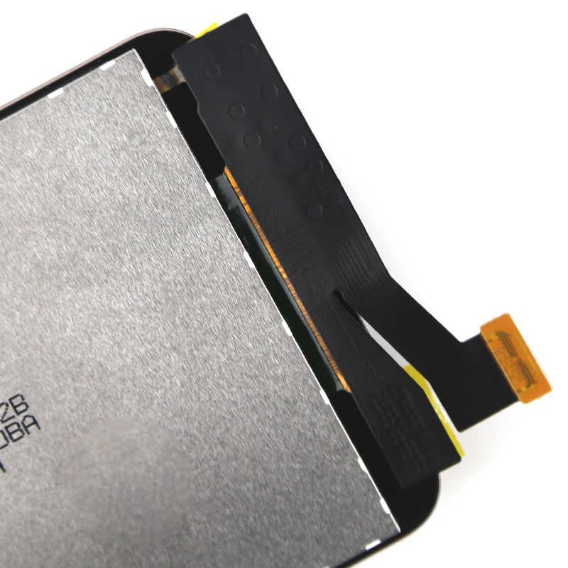 لسامسونج غالاكسي J7 رئيس LCD 5.5 بوصة G610 G610F أسود أبيض الذهب عرض شاشة AMOLED محول الأرقام قطع الغيار استبدال
