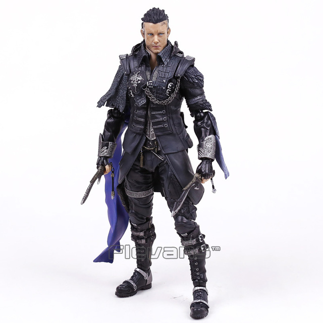 Paly Arts KAI Kingsglaive Final Fantasy XV 15 Nyx Ulric PVC Action Figure  Collectible Model Toy