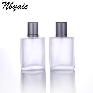 Image 1 - Nbyaic1Pcs30ml50ml100ml Frosted Glass Empty Bottle Sprayable Enough Spray Bottle Odor Travel Size Portable Reuse Perfume Bottles