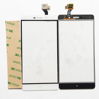 Touch Screen Lens Sensor For Elephone P9000 P900E P9000 Lite Touch Panel Mobile Accessory Free Shipping