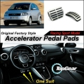 Car Accelerator Pedal Pad / Cover of Original Factory Sport Racing Model Design For Audi A2 1999~2005 Tuning