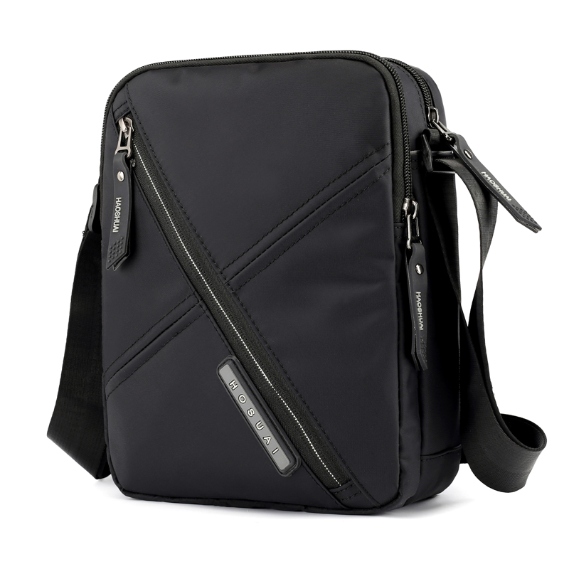Men bag Canvas shoulder bags Fashion crossbody messenger bag for business trip travel Sling Bag high quality Dropshipping bolsa high quality anime bungou stray dogs men travel bags canvas fashion women shoulder messenger sling bags bolsa feminina