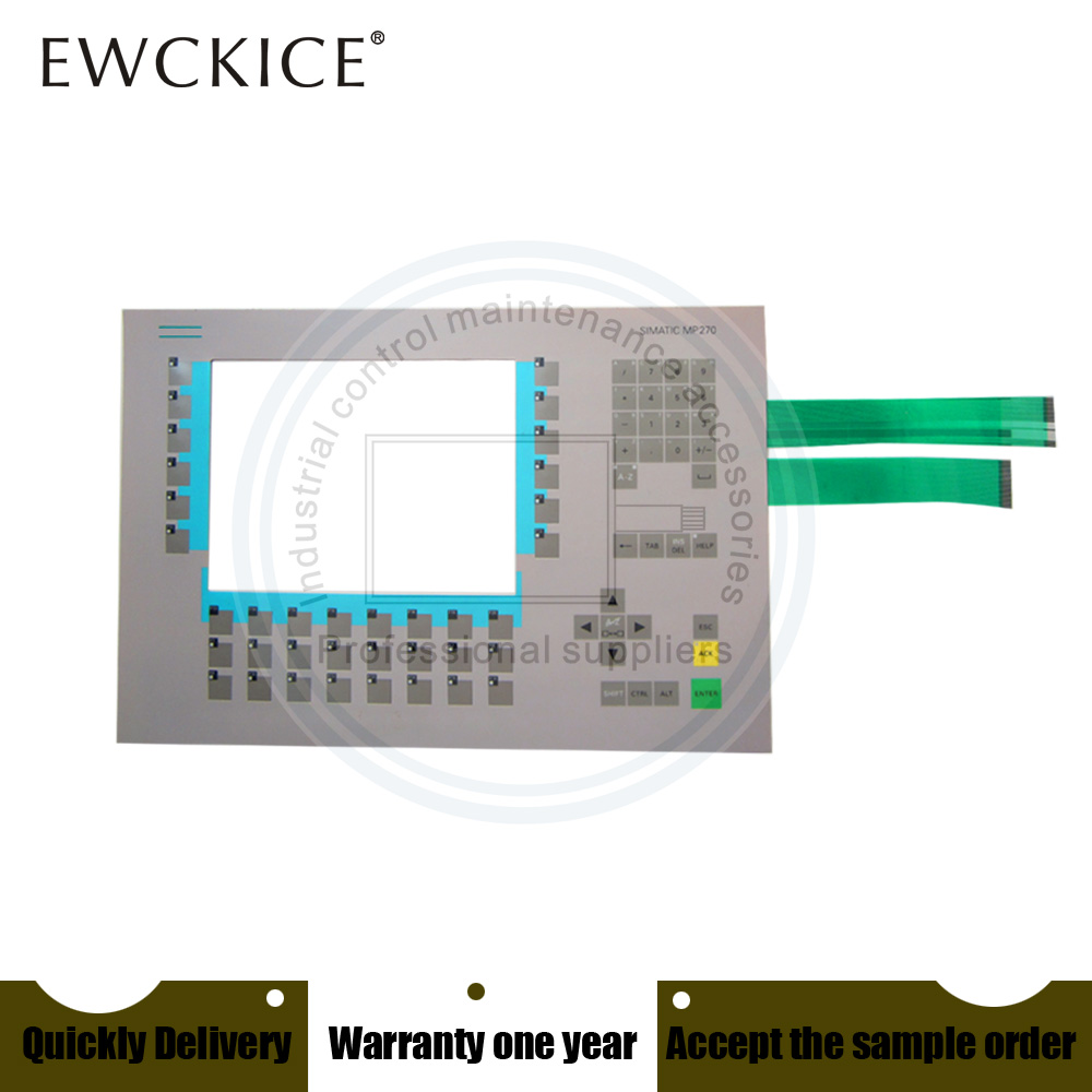 все цены на NEW 6AV6542-0AG10-0AX0 MP270B-10 6AV6 542-0AG10-0AX0 HMI PLC Membrane Switch keypad keyboard онлайн