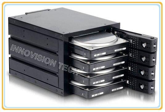 INNO 6204SS 4*3.5 hot-swap HDD modulo occupano 3*5.25 CD-ROM spazioINNO 6204SS 4*3.5 hot-swap HDD modulo occupano 3*5.25 CD-ROM spazio