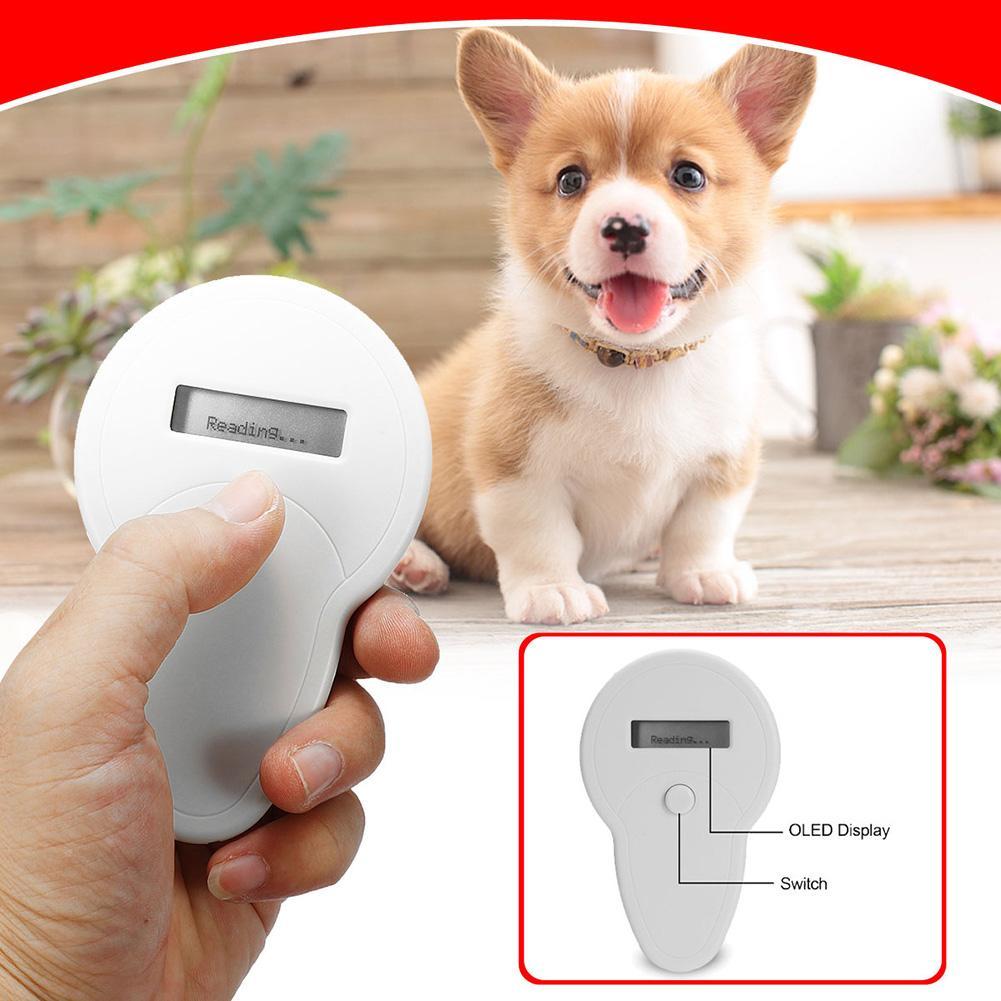 Lecteur universel de chien de puce d'animal familier d'oin FDX-B de RFID