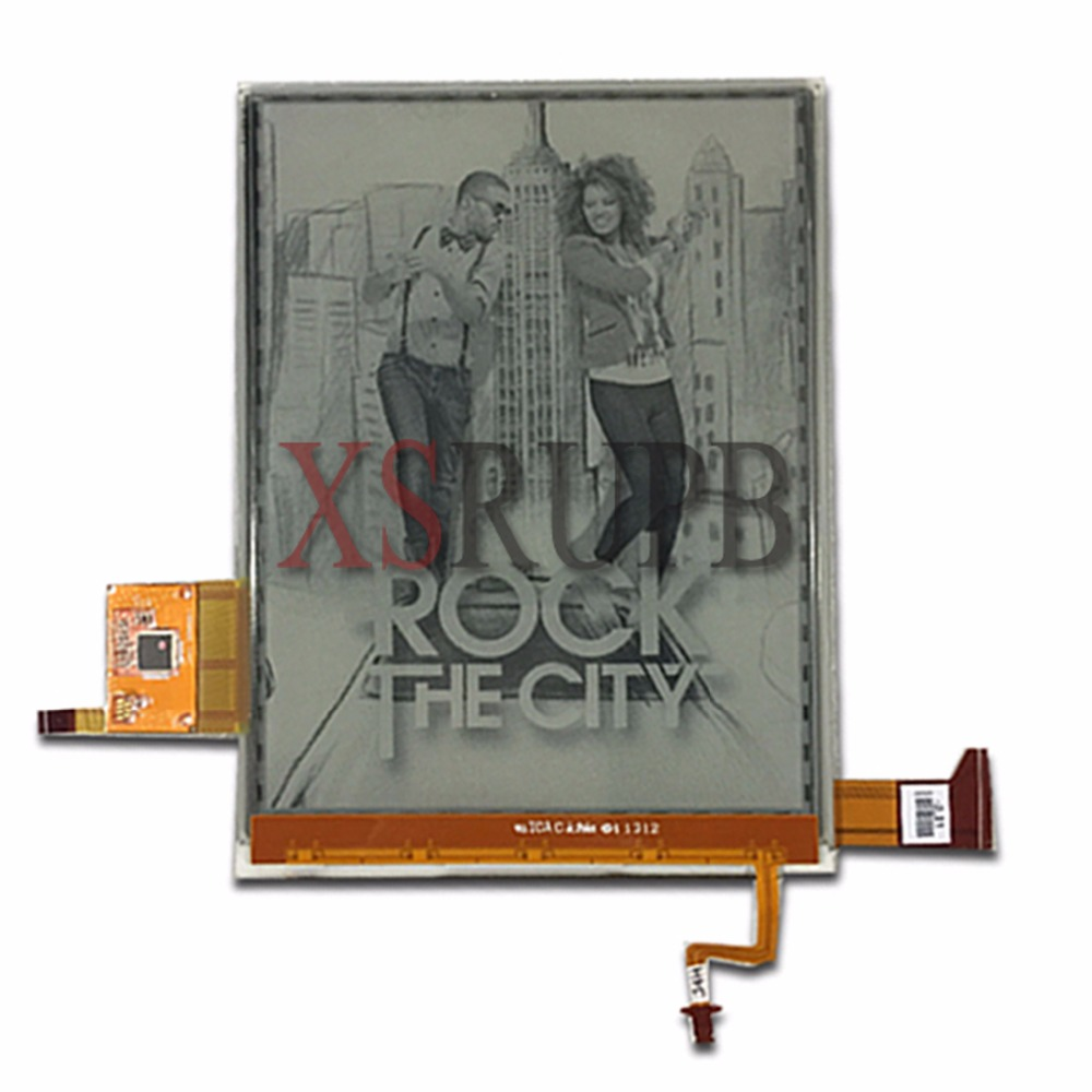 Original New Lcd Touch Screen+Backlit For PocketBook 623 Touch Lux 2 Reader Free Shipping