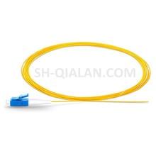 цена на 1.5m 10pcs  LC/UPC Fiber Pigtail 9/125 G657A Single Mode LC UPCFtth Optical Fiber Optic Pigtail