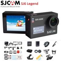 SJCAM SJ6 Legend 4K 24fps Wifi Action Camera 16MP Gyro Waterproof 2.0 Touch LCD Dual Display Diving Outdoor Mini Sport DV Cam