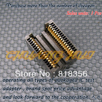IC107-3204 Adapter SOP32 SO32 SOIC32 Programmer Adapter/IC Test Socket