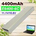 4400 мАч Аккумулятор Для Ноутбука dell Latitude E6400 M2400 E6410 E6510 E6500 M4400 M4500 M6400 M6500 1M215 312-0215 312-0748 312-0749