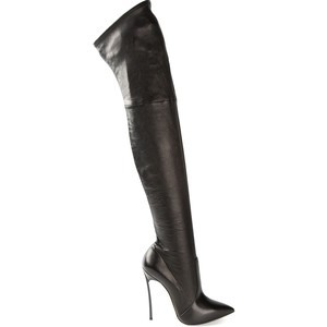 new designer pointed suede leather long boots celebrity women over the knee boots black grey thigh tall boots for winter manitobah унты tall gatherer mukluk мужские черный