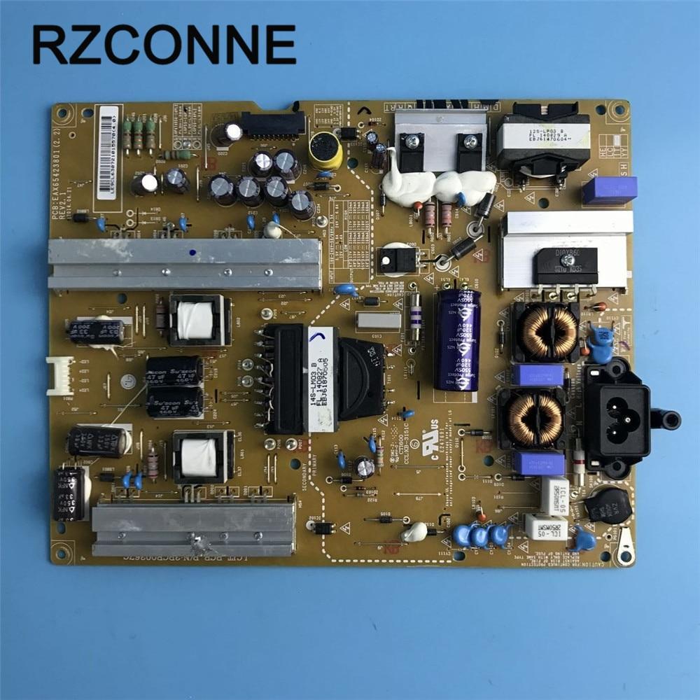 Power Supply Board EAX65423801 For LG 55 Inch LGP55-14PL2 55LB6500 55GB6310-CC 55GB6580-CG