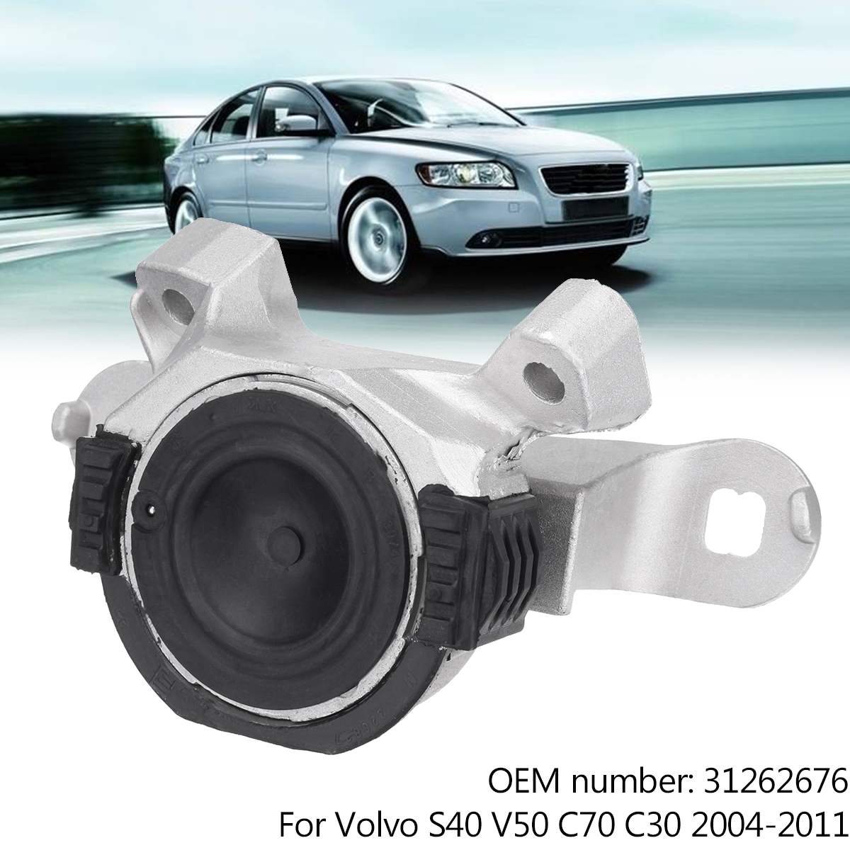 New Engine Torque Rod Mount Volvo S80 Xc90 2012 2011 2010 2009 2008 2007 99 1999