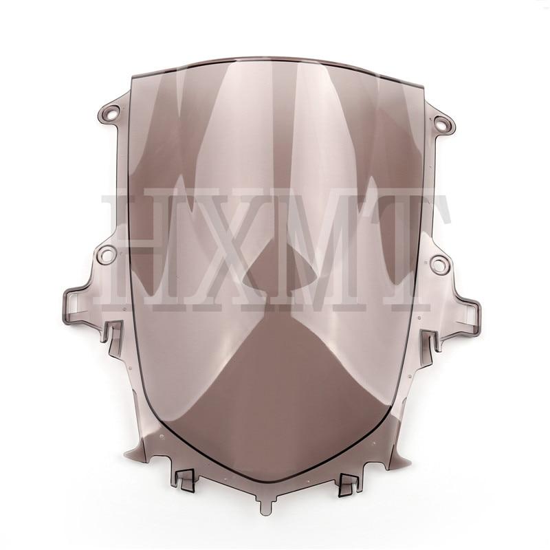 For Yamaha YZF 1000 R1 2015 2016 2017 2018 2019 2020 Smoke Motorcycle Windshield WindScreen Double Bubble