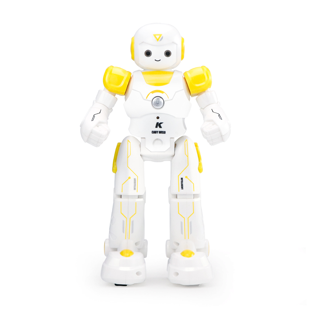 JJRC R12 Remote Control Smart Robots Cady Wiso RC Robot Gesture Sensing Touch Intelligent Dancing Electronic Toy For Children (23)