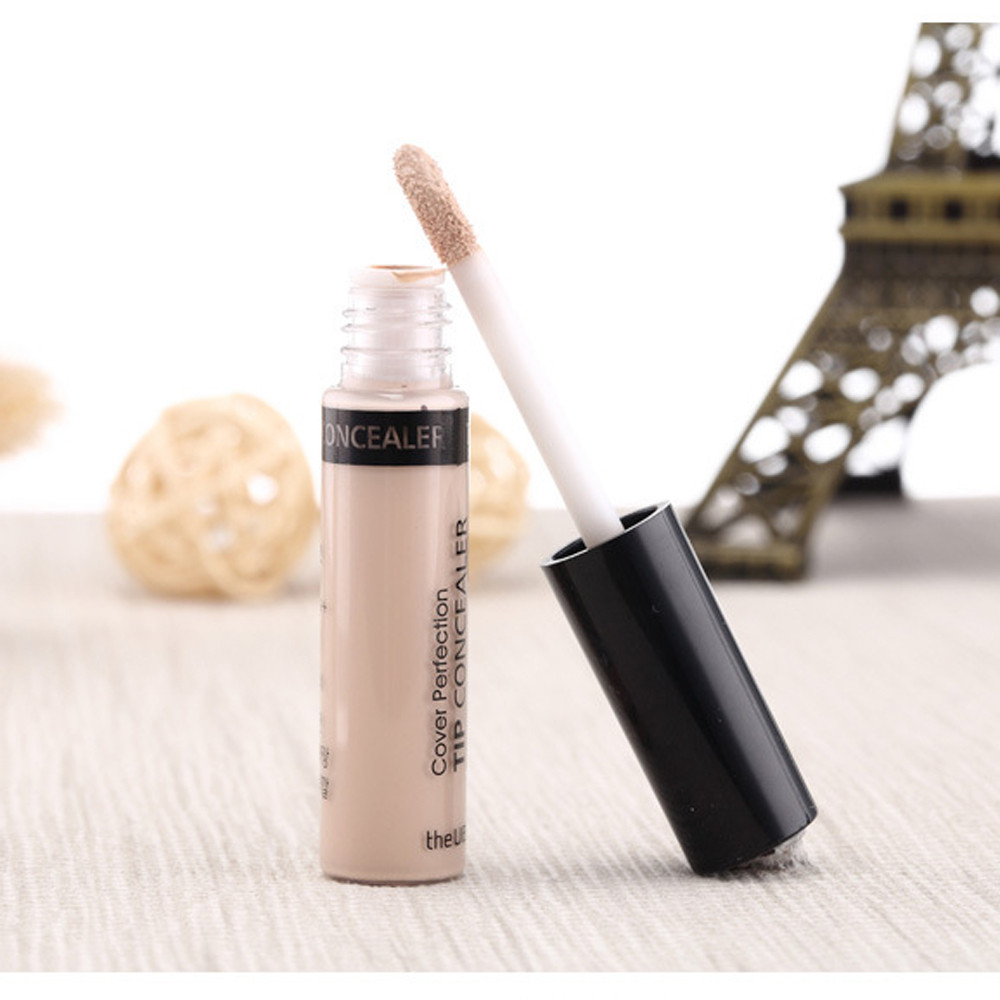 Soft Matte Long Wear Foundation Silky Smooth Concealer Is A Permanent Cover For Black Eye Spots Oil-controling Lightfeel Cream