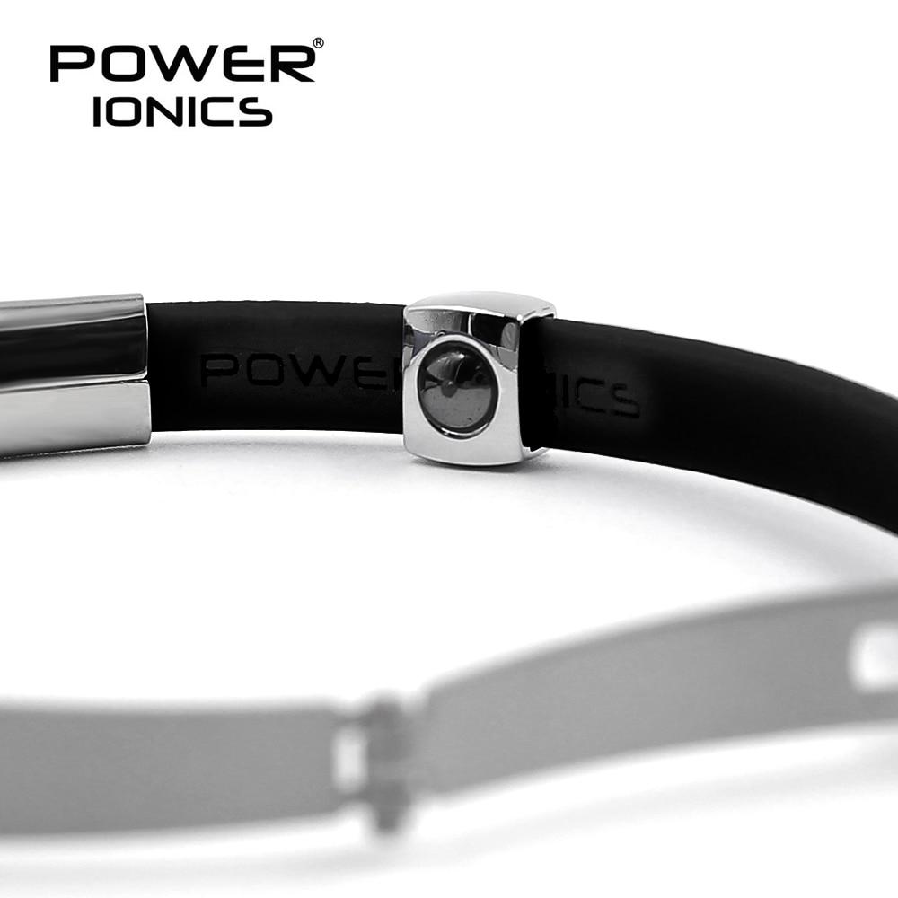 Power Ionics antifatigue power fitness sport silikonski magnetski - Modni nakit - Foto 6