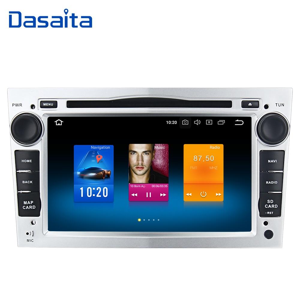 7 2 din Android 8 0 Car Radio for Opel Astra H Zafira Vivaro Vectra Tigra