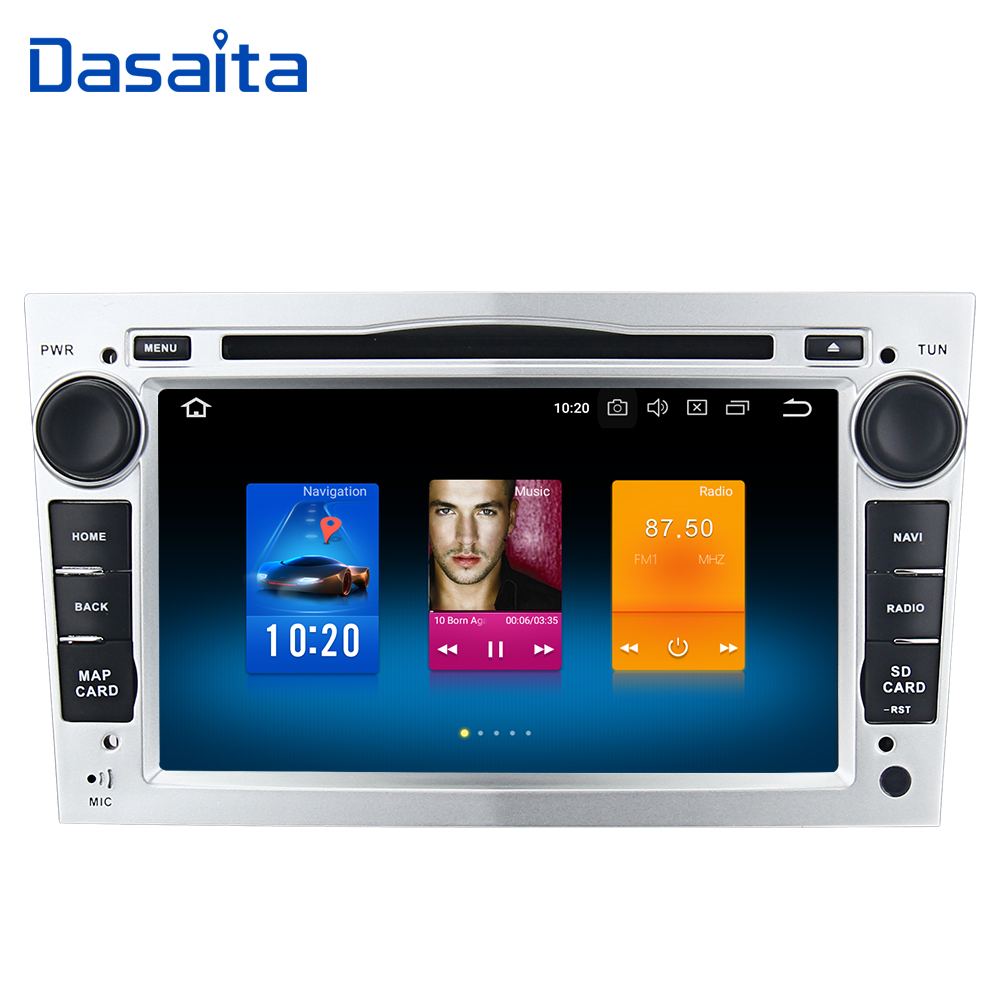 7 2 din android 8 0 car radio for opel astra h zafira. Black Bedroom Furniture Sets. Home Design Ideas