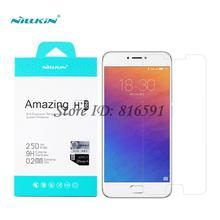 Meizu pro 6 nillkin increíble h + pro anti-explosión de vidrio templado protector de pantalla para meizu mx6 pro 5.2 pulgadas