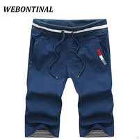WEBONTINAL 2017 Brand Clothing New Arrival Shorts Men Summer Fashion Casual Male Short Pants Quality Adolescent