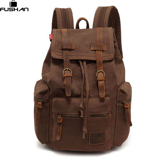 new Best Selling Cathylin unisex trend fashion Canvas backpacks ...