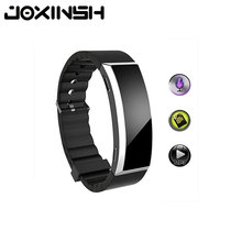 8G Digital Voice Recorder Wristband MP3 Music Player Activated Wearable Technology For Class Sports Lectures