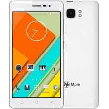 Mpie MG16 Android 6.0 5.0 Inch 3G Mobile Phone MTK6580 Quad Core 1.3GHz 8GB Smartphone Dual Cameras Smart Wake-up Cellphone