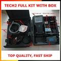 Автоматический Диагностический инструмент для gm Tech II GM Tech 2 Pro Наборы для GM/SAAB/OPEL/SUZUKI/ISUZU/Холден Vetronix gm tech2 сканер