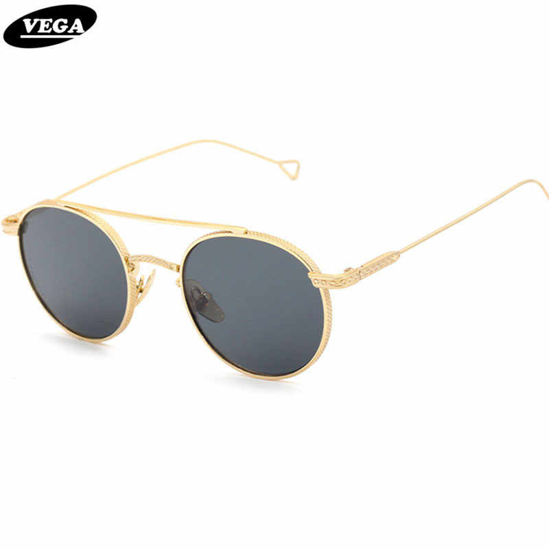 663643ad9299 VEGA Antique Oval Steampunk Sunglasses for Women Men Latest Carve Steam Punk  Sun Glasses Vintage Goggles