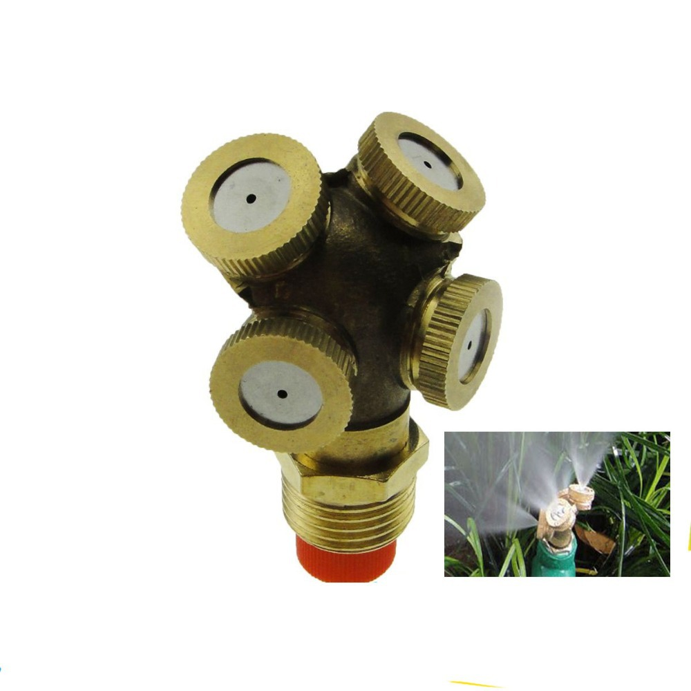 Mist Spray Heads : Online buy wholesale yard irrigation systems from china
