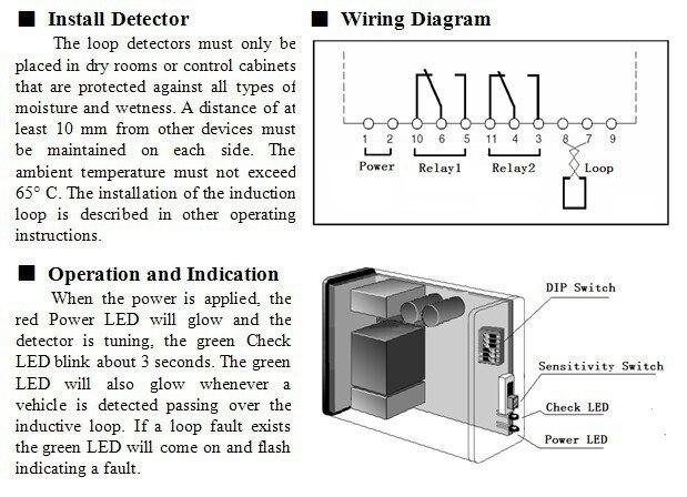 15 16: Loop Detector Wiring Diagram At Executivepassage.co