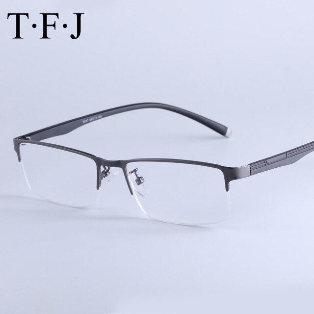 d28badd677b Mens Bifocal Reading Glasses Men Progressive Multifocal Magnifying  Eyeglasses Adjustable Vision Diopter Glasses 1.5 Hyperopia