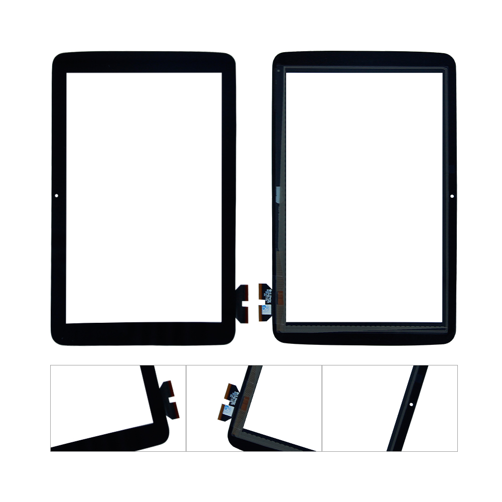 Touch Screen For LG G Pad 10.1 V700 VK700 Digitizer Glass Digitizer Panel Replacement original oem white digitizer touch screen for lg g2 mini d618 d620 d621 d625