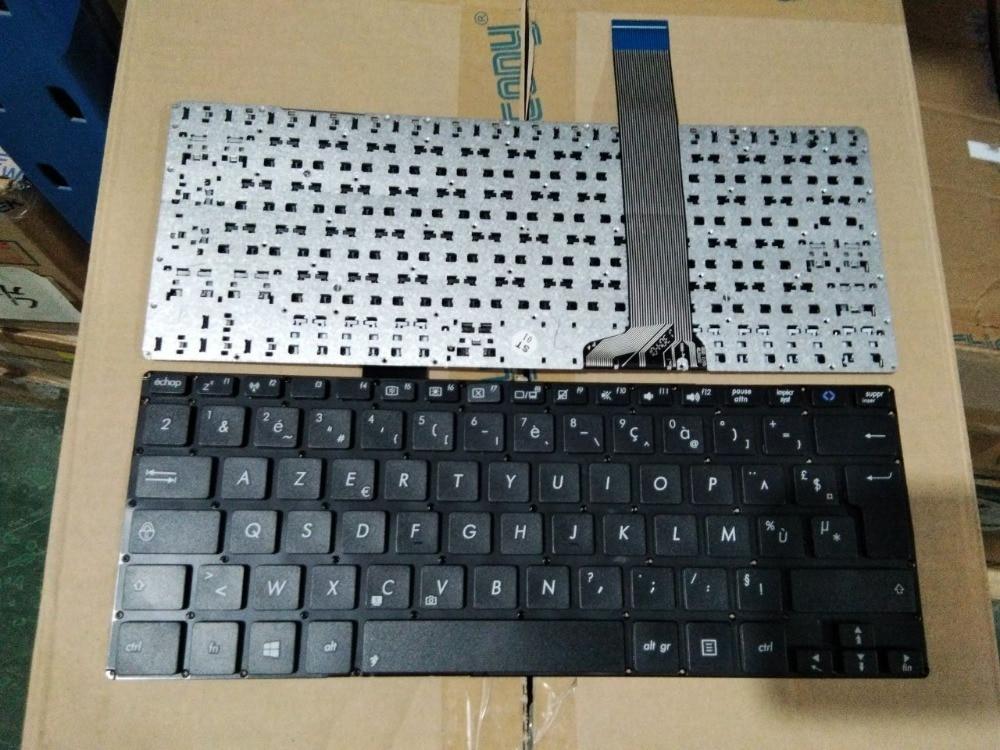 New Laptop keyboard for ASUS S300C S300CA S400C S400CA EPC 700 701 900 901 2G 4G FR/French layout new original for asus epc 1005ha 1001ha 1002 1008ha traditional keyboard