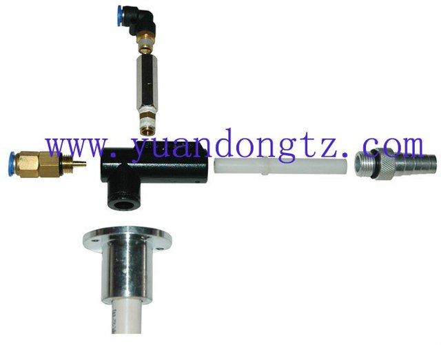KCL electrostatic spray gun powder pump
