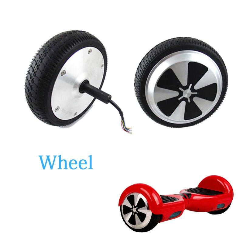 Balance Board With Wheels: 1 Wheel Motorized Skateboard Electric Mini Scooter 6.5inch