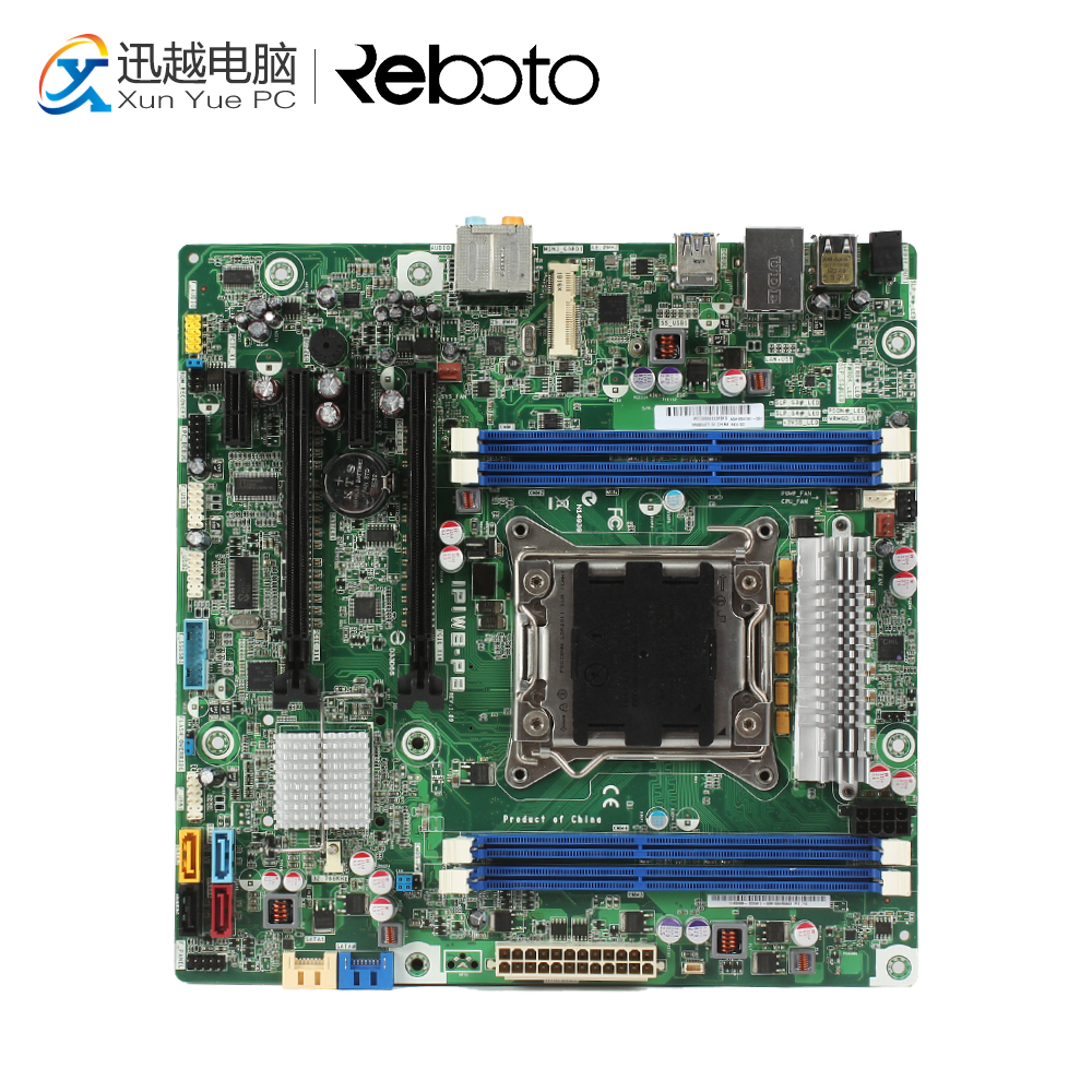 For HP IPIWB-PB Desktop Motherboard 654191-001 612503-002 intel X79 LGA 2011 DDR3 цена