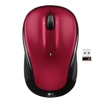 Logitech M325 2.4G Wireless Office Mouse Designed for web browsing