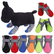 Sporty Dog Boots Large Dog Shoes Dog Shoes Waterproof Protective Puppy Shoes Modern Dog Boot Yorkie Chihuahua Booties Outdoor brushed nickel color changing led spout basin faucet deck mounted waterfall spout widespread mixer taps