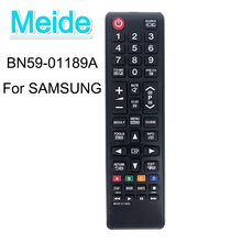 цены New Replacement BN59-01189A Remote Control BN5901189A For Samsung Smart LED TV BN59-00741A BN5900741A