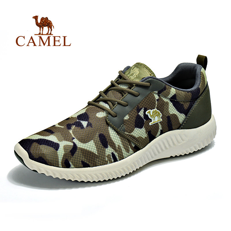 Camel sports shoes men breathable light low to help with comfortable camouflage shoes A712026205 men breathable sports casual shoes