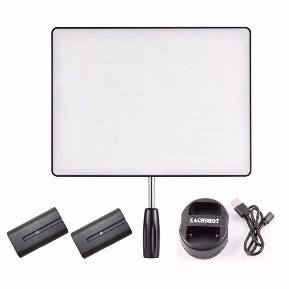 YONGNUO YN600 YN 600 Air Kit LED Video Light Photo Dimmer 3200K 5500K With Battery for