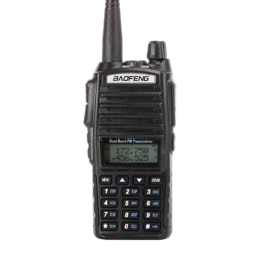 Baofeng BF-UV82 Talkie-walkie FM de Voiture En Plein Air Sans Fil talkie-walkie Haute-puissance Double-bande Double- segment Auto-conduite Tournée