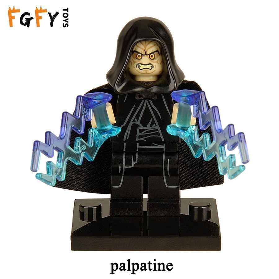 BLOC de construction PALPATINE Star Wars mini figurine brick BRIQUE type lego