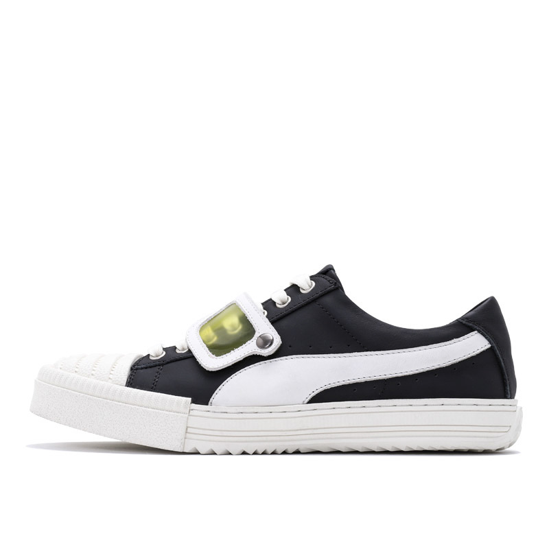 Moda Respirável Sapatos Genuíno Sapatilhas Primavera Tênis Lazer Dos Das Preto Da Botas branco Verão Homens Casuais De Couro Designer PBrqwRP6