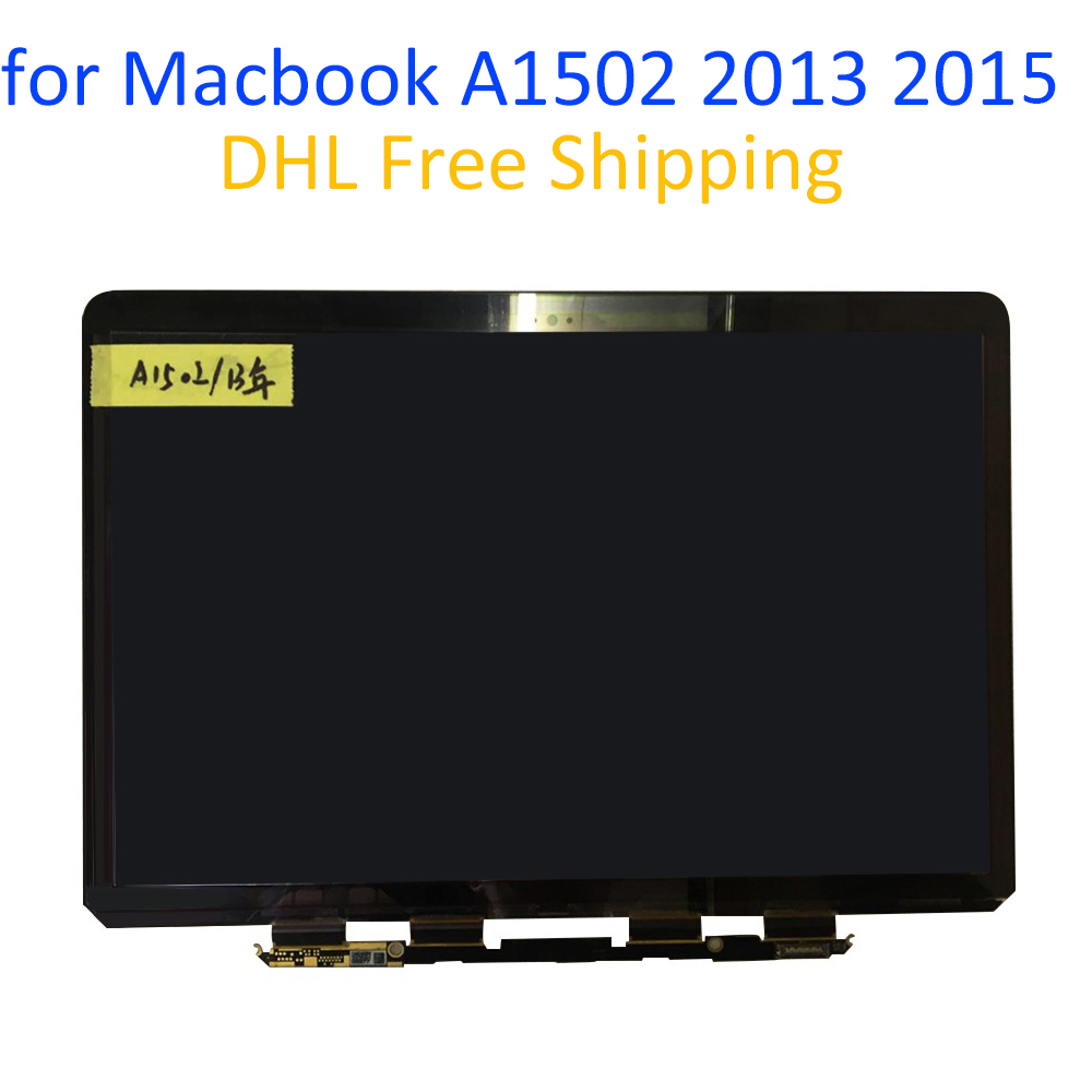ALANGDUO for Apple Macbook Pro Retina Display LCD LED Screen A1502 2013 2015 ME864 ME865