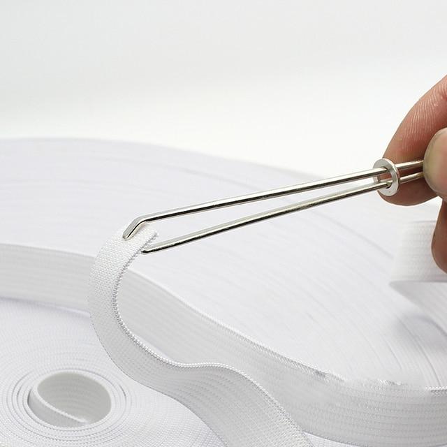 5 шт. Швейные Инструмент Из Нержавеющей Стали клип для Резинкой Швейные Ремесел Ручная Швейная Шить Ремонт Инструменты
