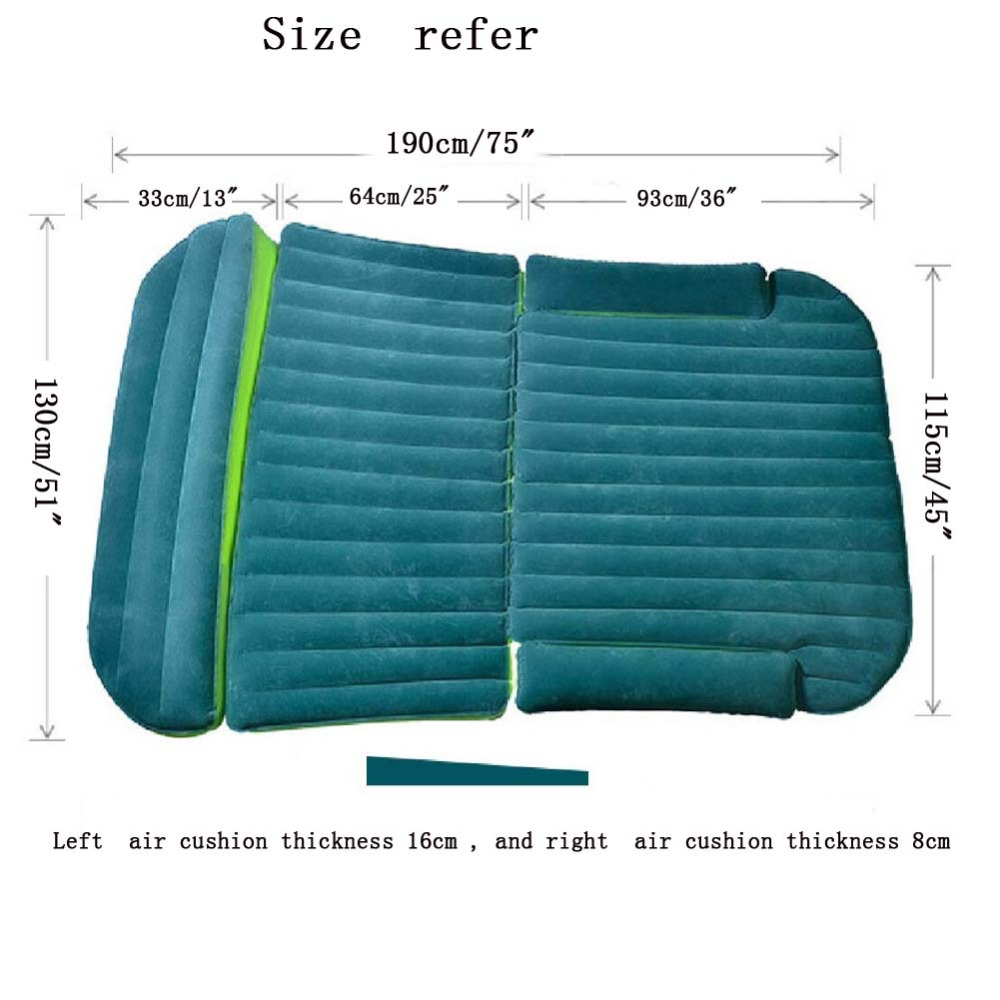 Matratze Luft Us 108 9 23 Off Suv Auto Aufblasbare Matratze Reise Camping Luft Matratze Mit Luftpumpe Outdoor Travel Air Couch Rest Bett Feuchtigkeit Proof Pad In