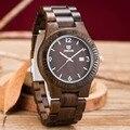 Los hombres y las mujeres reloj de la marca de lujo 2016 amantes de madera Relojes para mujeres de las Señoras de Cuarzo Reloj de mujer reloj de pulsera relogio feminino